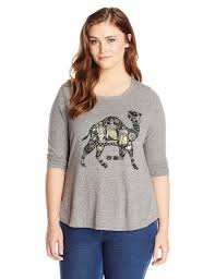 Plus Size Womens Clothing Stores Brand Women U0027s Plus Size Metallic Camel Tee At Amazon Women U0027s