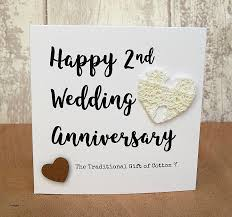 2nd anniversary traditional gift anniversary cards marriage anniversary e card beautiful 2nd