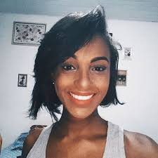 chin length hairstyles for ethnic hair 46 best bobs images on pinterest short hair styles razor cut