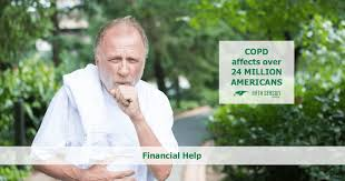 financial help for copd sufferers