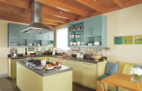 Antique Green Kitchen Cabinets Kitchen Fresh Green Kitchen Cabinet In Modern Kitchen With White