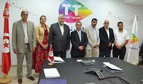 siege tunisie telecom tunisie telecom et l utap signent une convention de partenariat