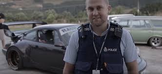 porsche rwb purple new zealand police officer drives country u0027s first rwb porsche