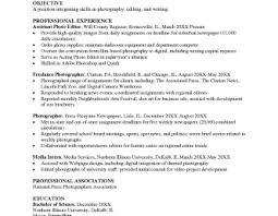 sle photographer resume freelance copy editor resume exles templates sle photographer
