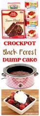 crock pot dump cake recipes friday favorites cream dump cake