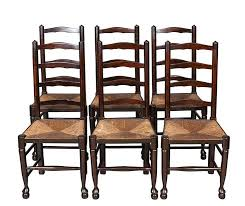 Ladder Back Dining Chairs 9 Best Ladder Back Chairs With Seats Images On Pinterest