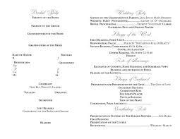 Catholic Mass Wedding Programs New Orleans Posts Weddingbee Blog