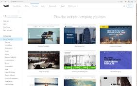 wix has been a website builder made to simplify and