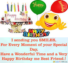 happy birthday wishes for best friend with images