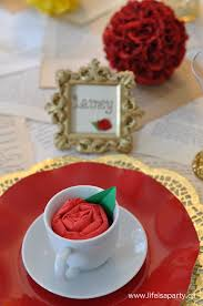 Tea Party Crafts For Kids Beauty And The Beast Party Decorations And Food