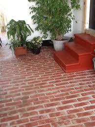 Outdoor Floor Painting Ideas 24 Best Faux Brick Floors Images On Pinterest Brick Flooring