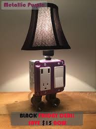 etsy black friday sale 330 best usb charger lamps images on pinterest pipe lamp