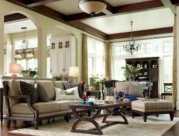 Cottage Style Living Room Furniture Updated Cottage Style Living Room With Fret Back Sofa Rustic