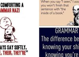 Grammer Nazi Meme - grammar nazi slap laughter