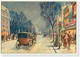 vintage carriage ride deluxe boxed cards cards