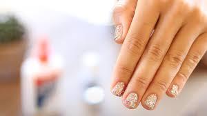 this elmer u0027s glue manicure trick will prevent the mess