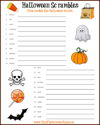 Halloween Activity Sheets And Printables Halloween Activity Sheet