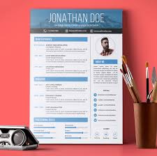 Graphic Design Resume Template Fresh Free Resume Templates Freebies Graphic Design Junction