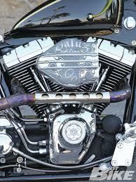natural born thriller 2005 harley davidson softail deluxe bike