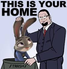 Meme Trash - adios furry into the trash it goes opinion discarded know