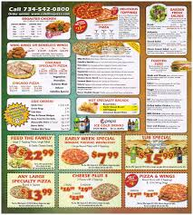 how much is a medium pizza at round table cebella s pizza menu
