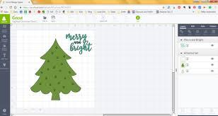 lighted christmas tree canvas laura u0027s crafty life