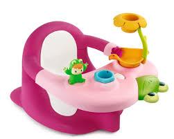 siege bebe cotoons smoby 211131 jouet de bain cotoons siege de bain truc