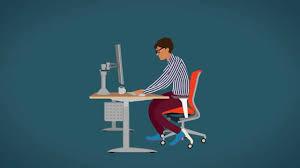Jesper Sit Stand Desk by Sit Stand Desk Introduction U0026 Benefits Youtube