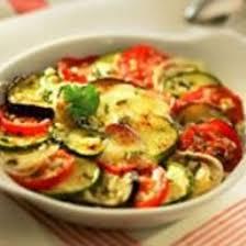 legume a cuisiner recette gratin de légumes du soleil