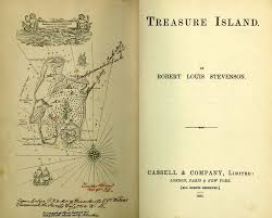 Map Of Treasure Island Florida by Maps In Literature For Youth