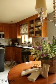 oak cabinets with subway tile backsplash google search home