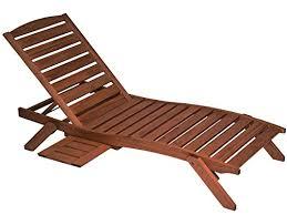 Outdoor Wood Chaise Lounge Butzke Mestra Eucalyptus Teak Wood Chaise With Side Shelf