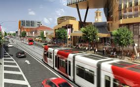 new light rail projects newcastle light rail project railway technology