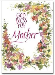 of god bless you s day greeting card