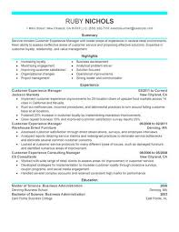 Example Of Retail Resume by Retail Store Manager Resume Examples