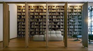 Modern Large Home Library Design Home Library Pinterest - Design home library