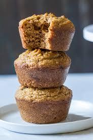 Muffins For Thanksgiving Cinnamon Raisin Sweet Potato Muffins Paleo The Paleo Running Momma