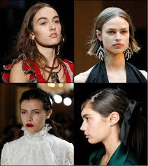 10 major runway inspired hair trends 2018 pretty hairstyles com