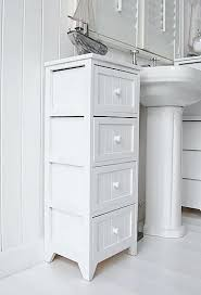 Small White Bathroom Cabinet Small Cabinet With Door 1 Drawer 2 Door Accent Cabinet Small Small