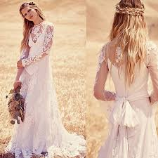 Vintage Lace Wedding Dress Compare Prices On Pretty Bridal Wedding Dress Online Shopping Buy