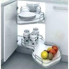 accessoire pour meuble de cuisine accessoire meuble d angle cuisine plateaux pour meuble dangle