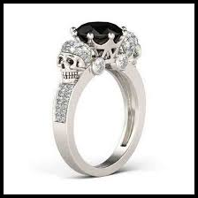 womens skull wedding rings 2018 weddings