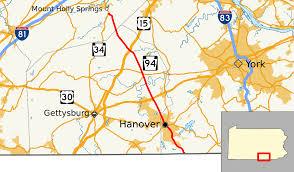 Google Maps Pennsylvania by Pennsylvania Route 94 Wikipedia