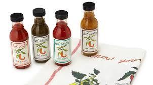 organic hot sauce hot sauce gift set
