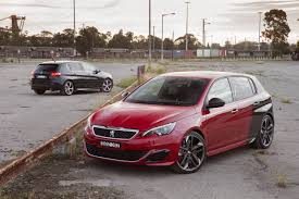 peugeot 308 gti white peugeot 308 gti review t9 2016 on