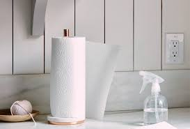 kitchen towel holder ideas 10 easy pieces countertop paper towel holders remodelista