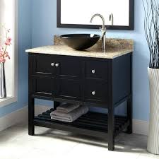 Double Vanity Basins Sinks Black Basin Vanity Cabinet Vessel Nz Double Sink Black