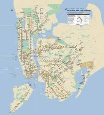 mta map subway redesigning the york city subway map o reilly media