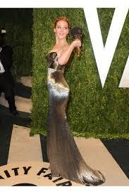 Jennifer Lawrence Vanity Jennifer Lawrence 2013 Vanity Fair Oscar Party Sequin Prom Evening