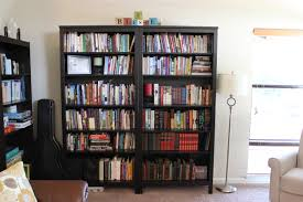pretty bookshelves home tour our living room kayse pratt the pretty bookshelves are
